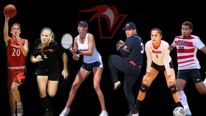 U H Hilo student athletes