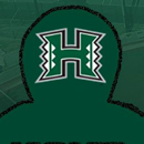 Support UH softball with a fan cutout