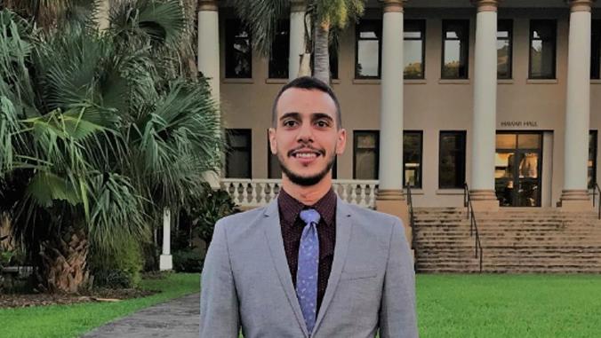 headshot of Abdulrahman Alghamdi