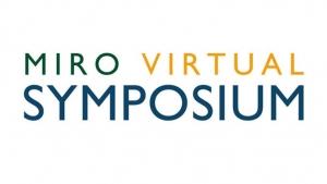 m i r o virtual symposium logo
