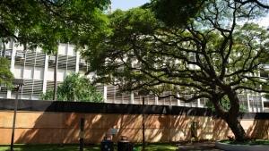 Snyder Hall exterior