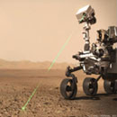 Mars 2020 rover SuperCam presents first sounds, images