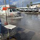 Sea-level rise drives wastewater leakage to coastal waters in Honolulu