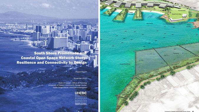 rendering of Honolulu