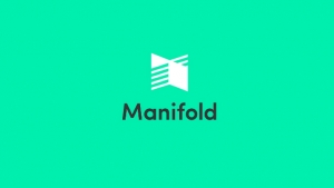 graphic with the word manifold