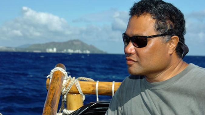 Baybayan on sailing vessel