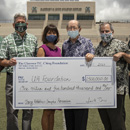 $1.5M gift from The Clarence T. C. Ching Foundation  helps bring UH football to campus