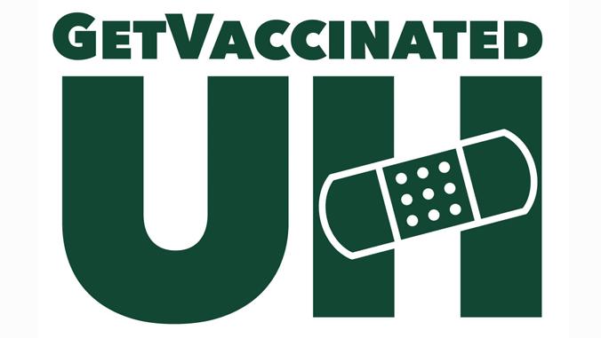 Get Vaccinated U H