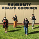 UH health clinic rising to pandemic challenge, expands role