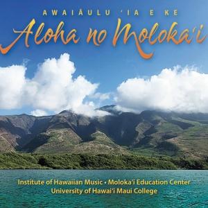 Aloha no Molokai C D cover