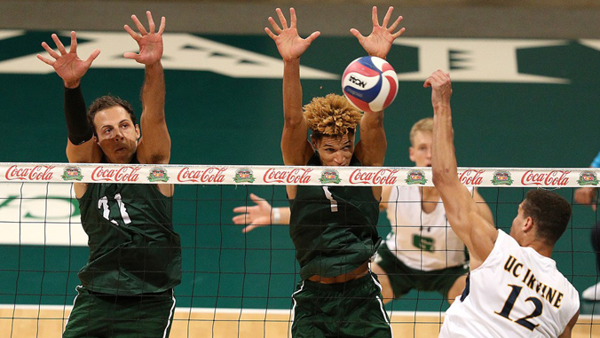 UH men's volleyball