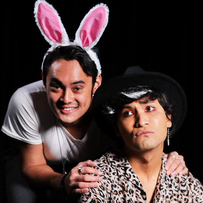 Queer 'Alika in Wonderland' and 'the underneath' together at Palikū Theatre