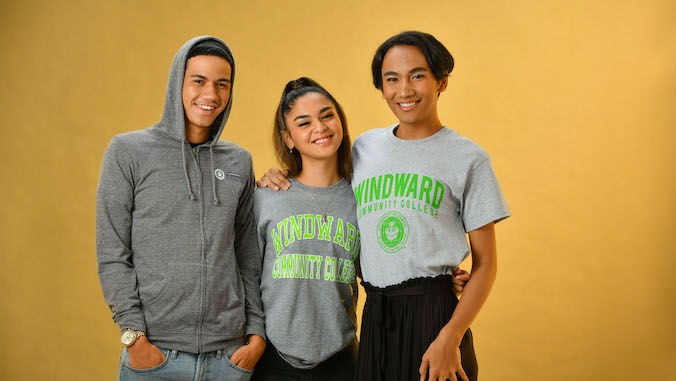 Windward CC Hoʻolei Scholarship provides half-tuition to Windward HS grads