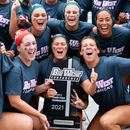 Wahine water polo team crowned conference champs