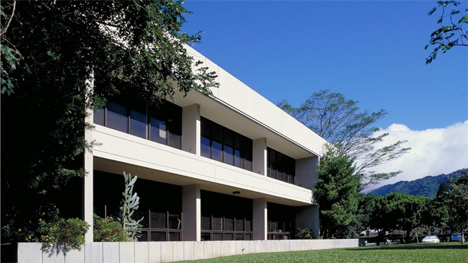Institute for Astronomy building