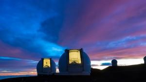 W. M. Keck Observatory on Maunakea