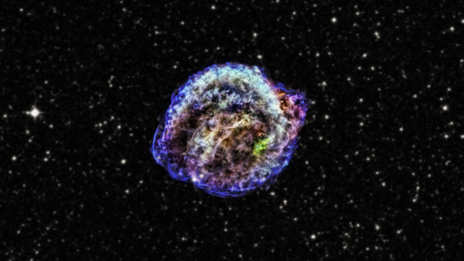 Kepler's supernova  - manoa ifa keplers supernova - UH to lead NASA space telescope study on nature of dying stars