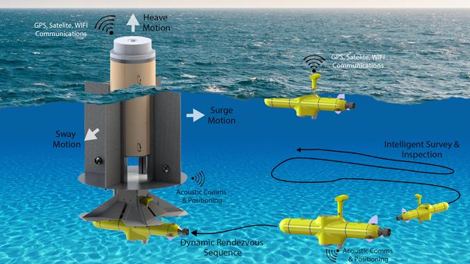 underwater graphic