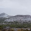 Severe storm dumps snow, hail over Maunakea's mid-level