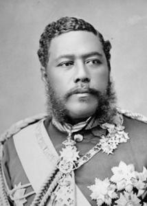 King David Kalākaua