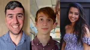 Travis Berger, Ryan Dungee, Suchitra Narayanan