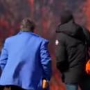 60 Minutes story on Icelandic eruption features UH professor, alumni