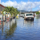 Increased high-tide flooding projected for majority of U.S. coastlines
