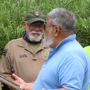 Conservation award for UH Hilo alumnus recognizes 30 years of outreach