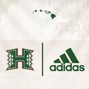 UH Mānoa athletics launches adidas partnership