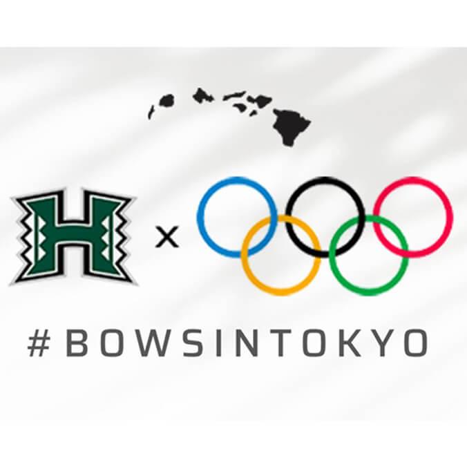 11 student-athletes rep UH Mānoa at Olympics