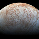 Surface of Jupiter's moon Europa may have conditions for life