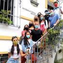 Study Abroad students start an international summer