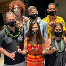 Congressional delegates visit UH Hilo to discuss Indigenous culture, language