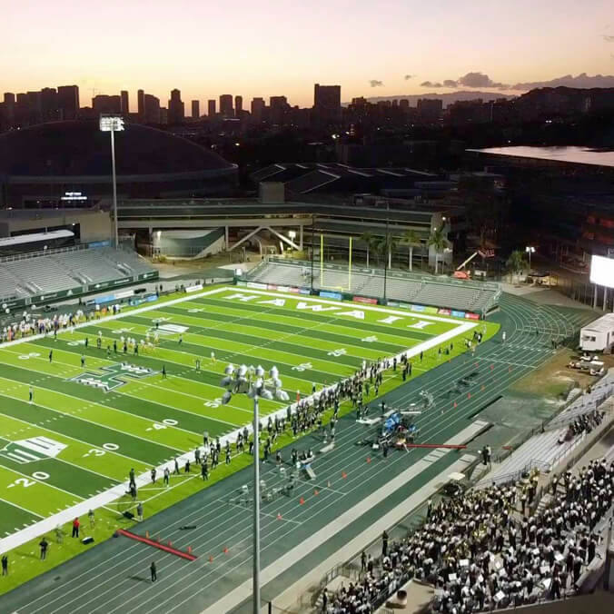 Community health, UH football, college access all benefit from $100M raised