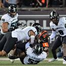Oregon State turns back UH Mānoa football team