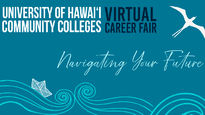 Public invited to UH Community Colleges Virtual Career Fair