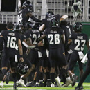 Defense lifts Warriors to homecoming upset over No. 18 Fresno State