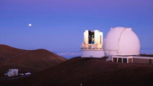 two telescopes