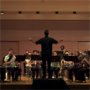 UH Wind Ensemble performs on stage for first time in 20 months
