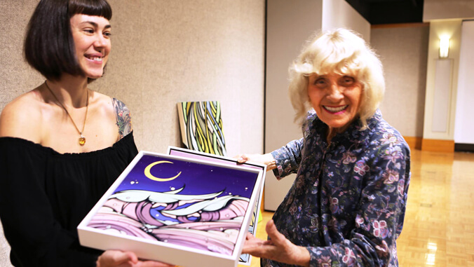 Contemporary local artists showcased in HomeGrown at Windward CC