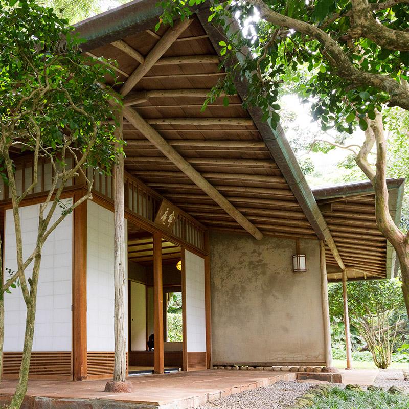 UH Manoa Japanese Tea House