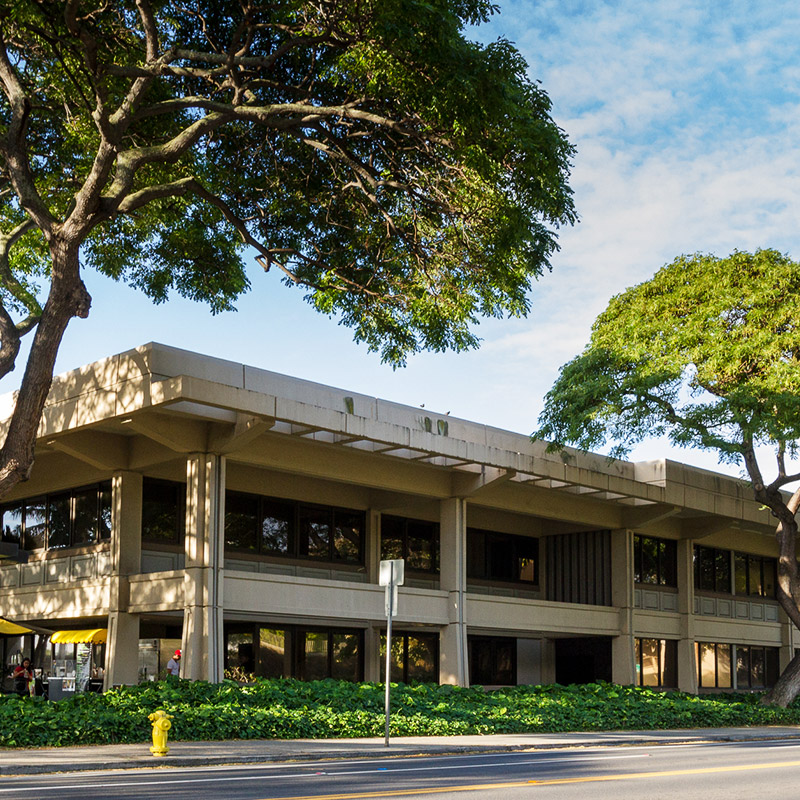 UH Manoa Law Library