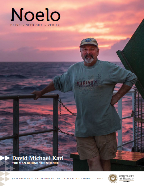 Noelo: University of Hawai`i System Research Magazine, 2020 Issue