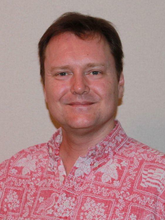 photo of Professor Hauser