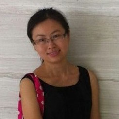 photo of Crystal Zhong