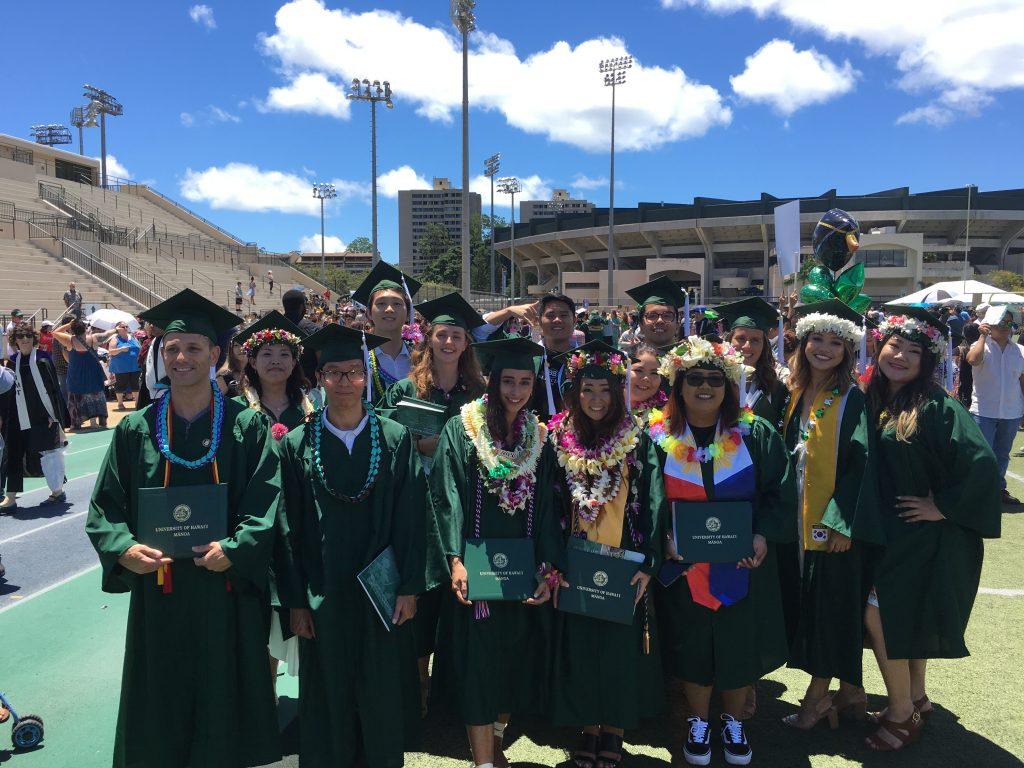 photo of 2019 SLS BA graduates