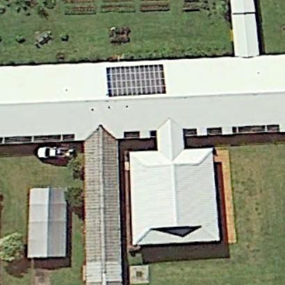I Ola Hāloa rooftop solar array