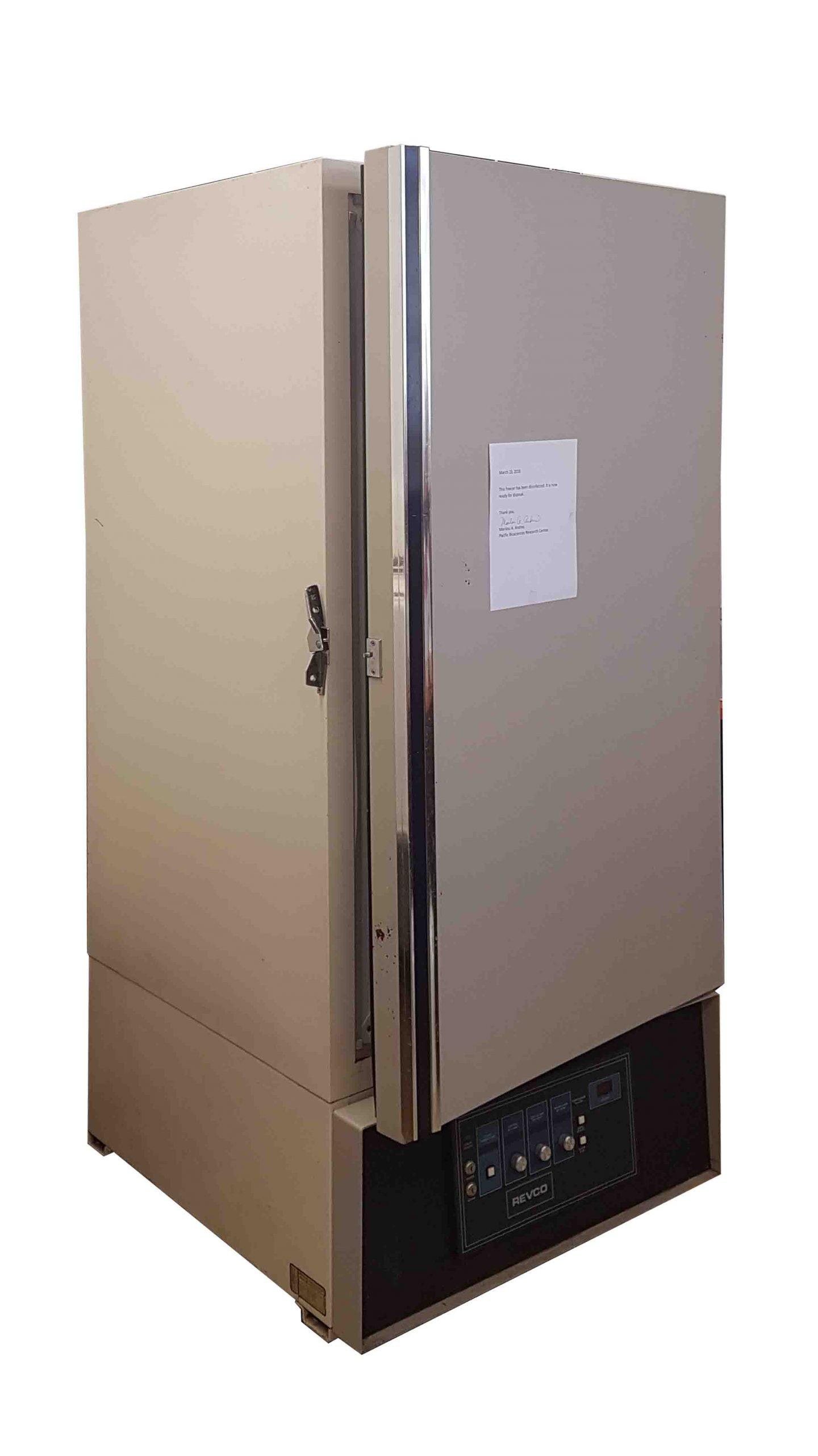 Old Ultra Low Temperature Freezer