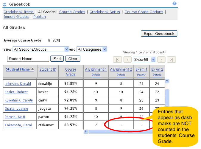 How can i calculate my final Grade?