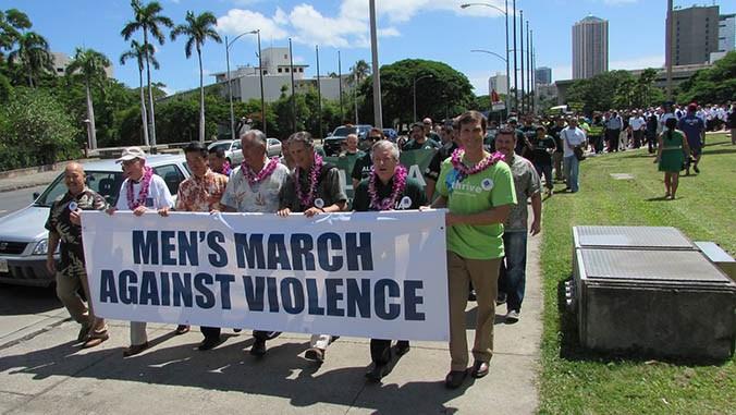 men's march